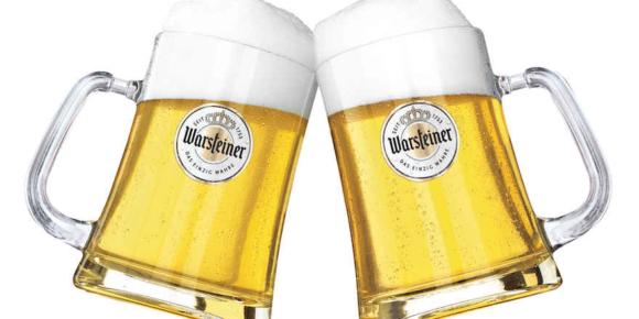 Warsteiner Brauerei aus dem Sauerland steigert Absätze