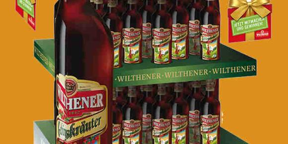 Wilthener Gebirgskräuter mit neuem Verkaufsdisplay