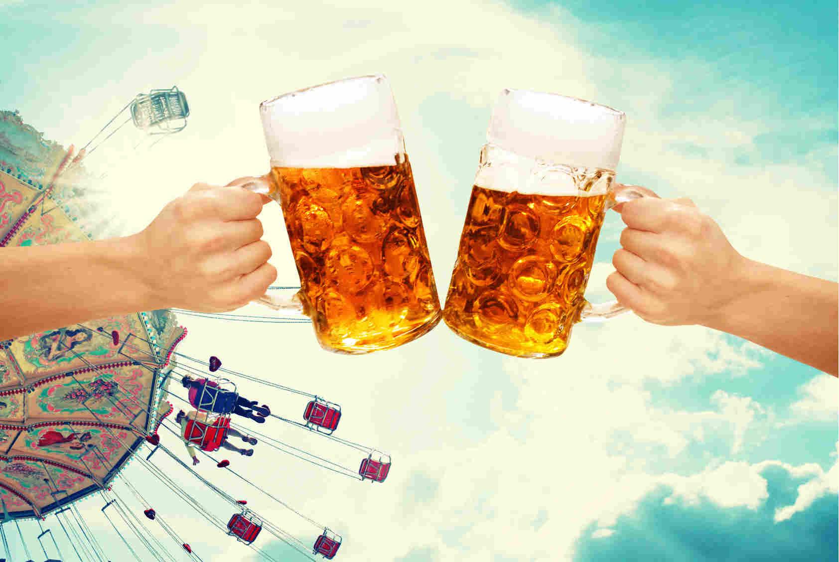 75 Millionen Maß Bier auf dem Oktoberfest 2018 in München