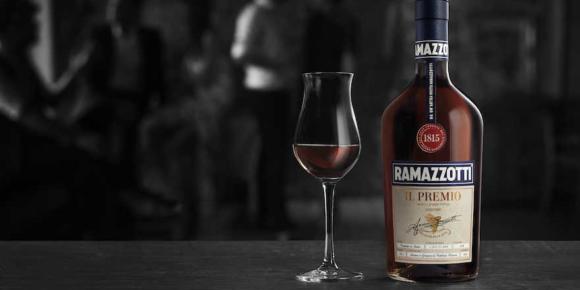 Ramazzotti präsentiert Premium-Digestif