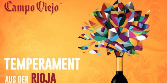 Temperament aus der Rioja