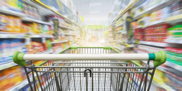 Top-5 im Lebensmittelhandel bleiben unverändert