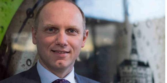 Automatisch gespeicherter neuer Geschäftsführer der Radeberger Gruppe