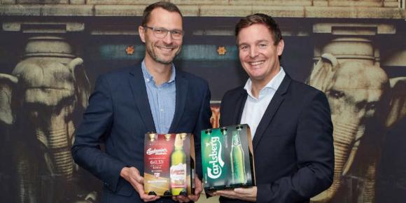 Carlsberg übernimmt Vertrieb