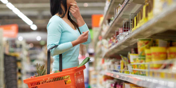 Lebensmittelhandel legt zu