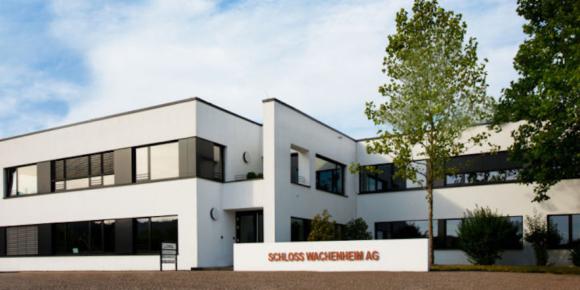 Firmengebäude Schloss Wachenheim, Trier