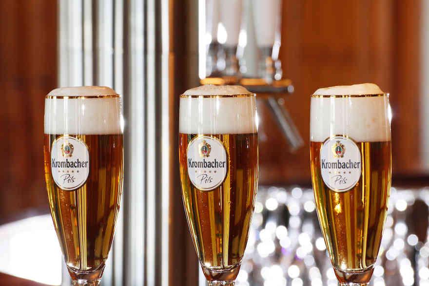 Brauerei feiert Rekordausstoß