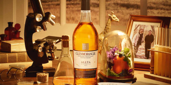 Erster Whisky mit wilder Hefe