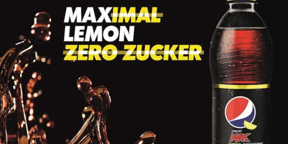 Max kommt mit Zitrone