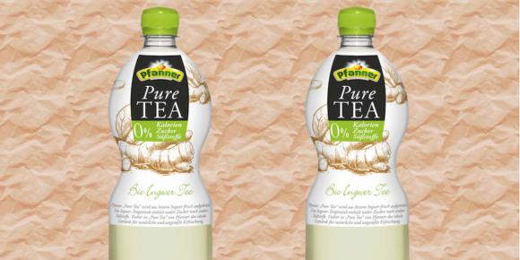 Vierte Sorte für Pure Tea