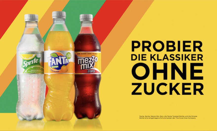 Werbepower für Zuckerfreie