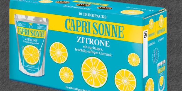 Zitrone ist wieder da