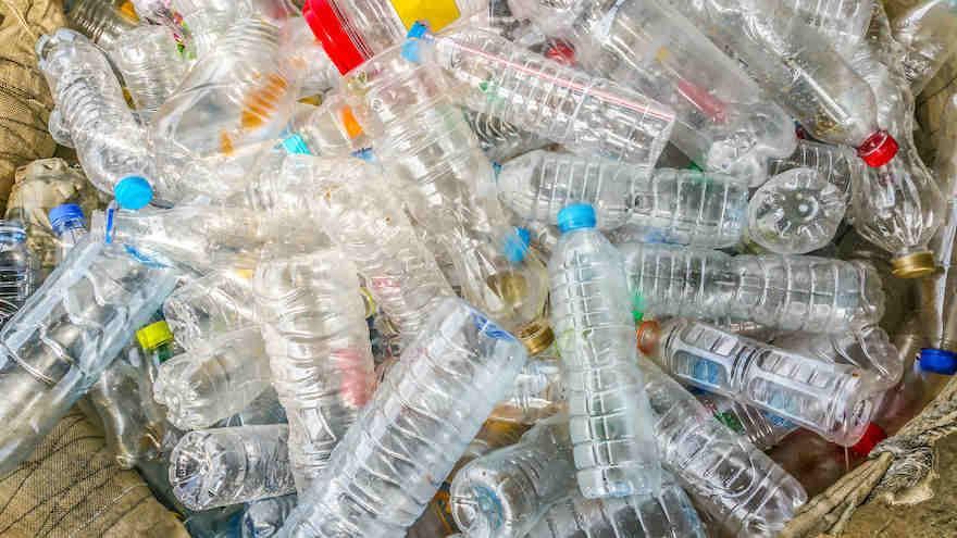 Recyclingquote auf hohem Niveau