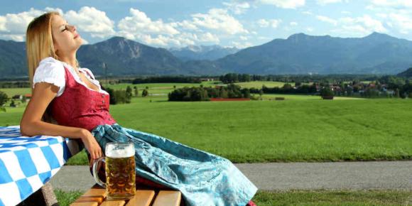 Bier-Absatzrekord in Bayern