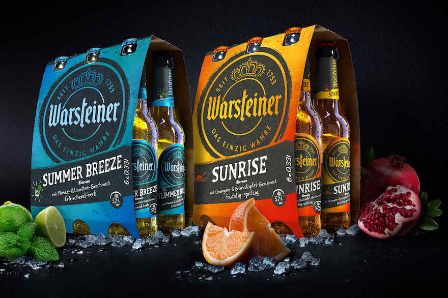Zwei Neue Biermixe Getränke News