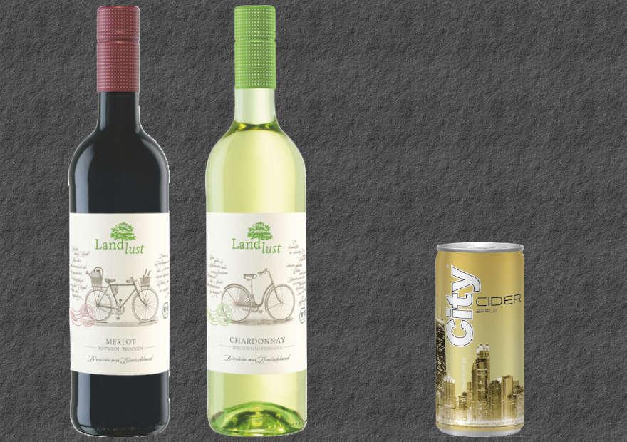 Cider und Biowein präsentiert