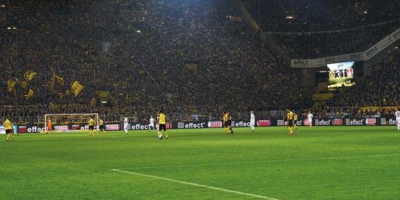 Effect kooperiert mit Borussia