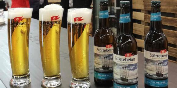 Neues Bio-Bier vorgestellt