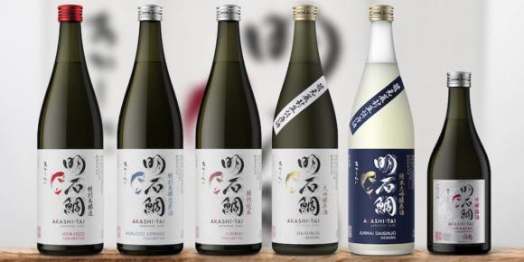 Reiswein und Ingwerdestillat