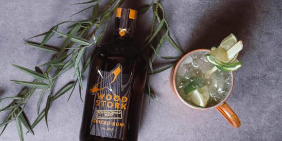 Spiced Rum aus dem Schwarzwald