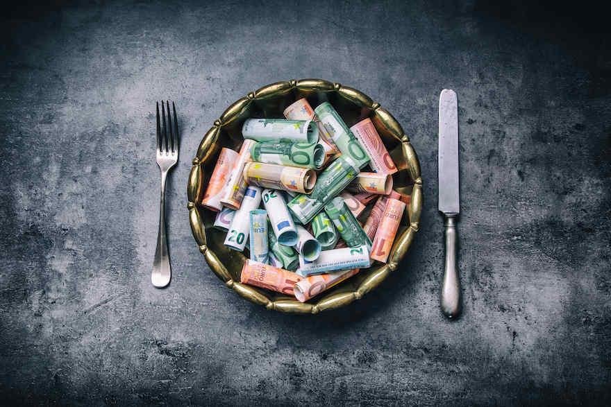 Bei vielen steigt der Wohlstand
