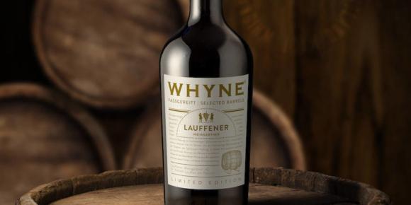Rotwein aus dem Whiskyfass