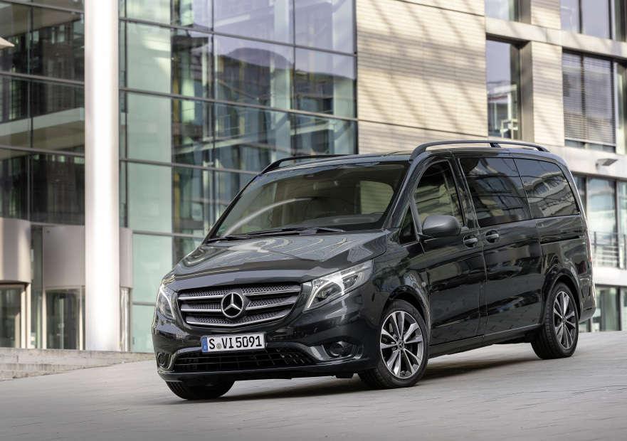 Vito bietet neue Motoren und bessere digitale Ausstattung
