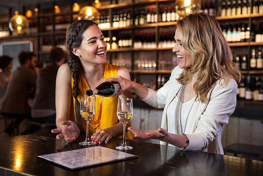 Weinumsatz im Aufwärtstrend