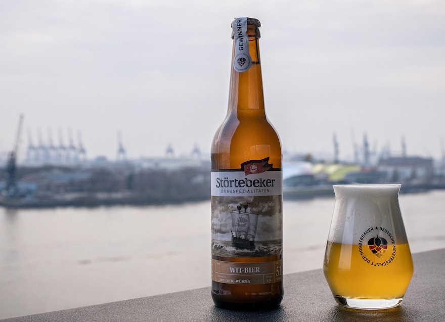 Wit-Bier aus dem hohen Norden