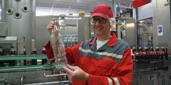 Comeback der 1-Liter-Glasflasche 1