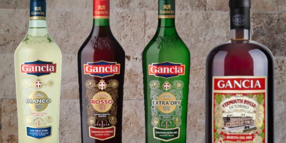 Gancia-Wermut kommt