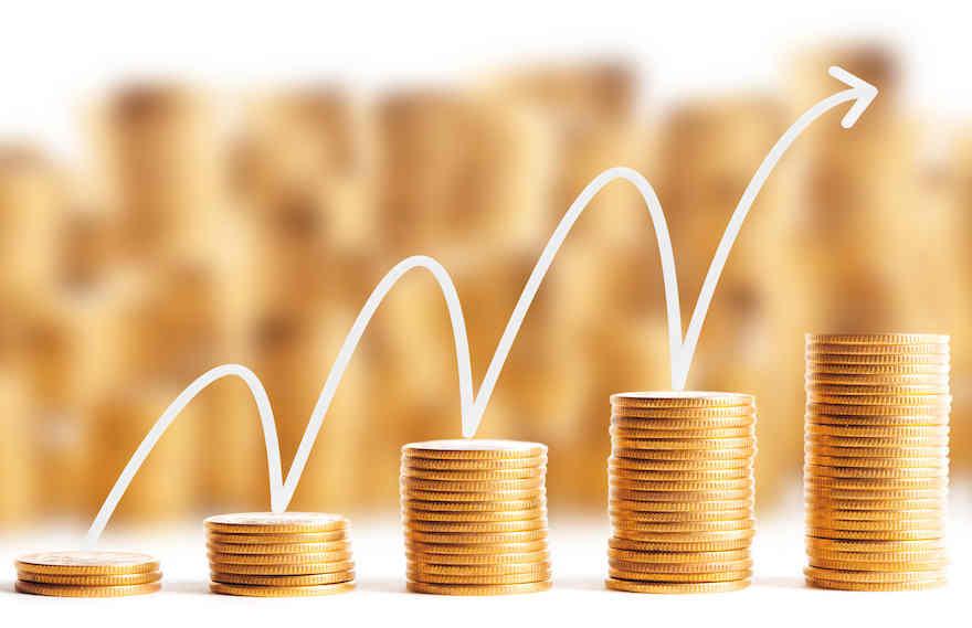 Gehälter werden erhöht