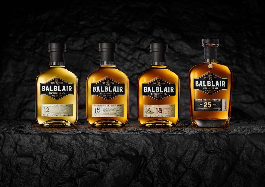 Highland-Malts mit Age Statement