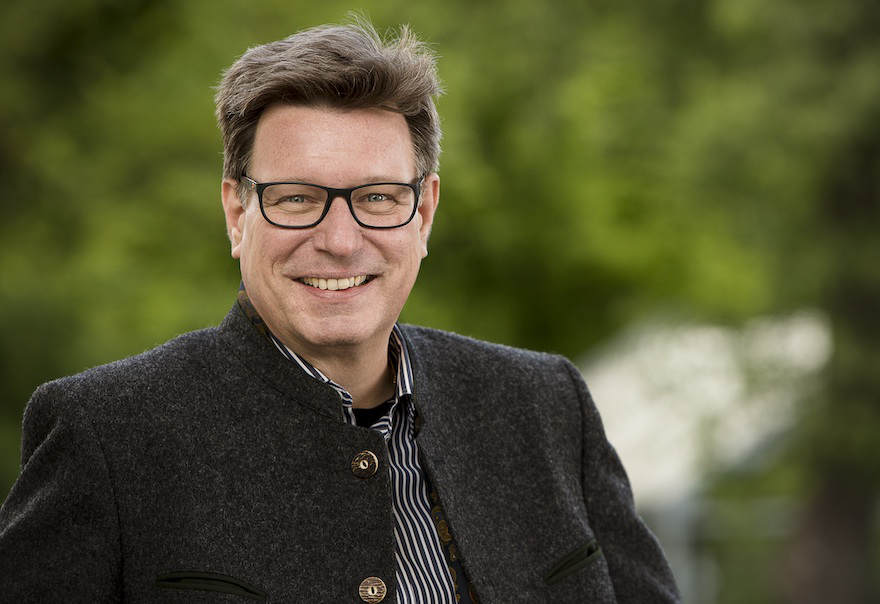 Georg Schneider gibt Verantwortung ab 1