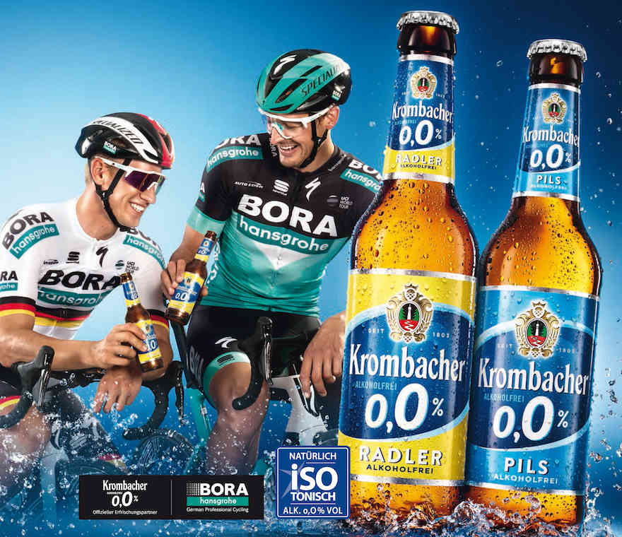 Radsport-Partnerschaft fortgesetzt