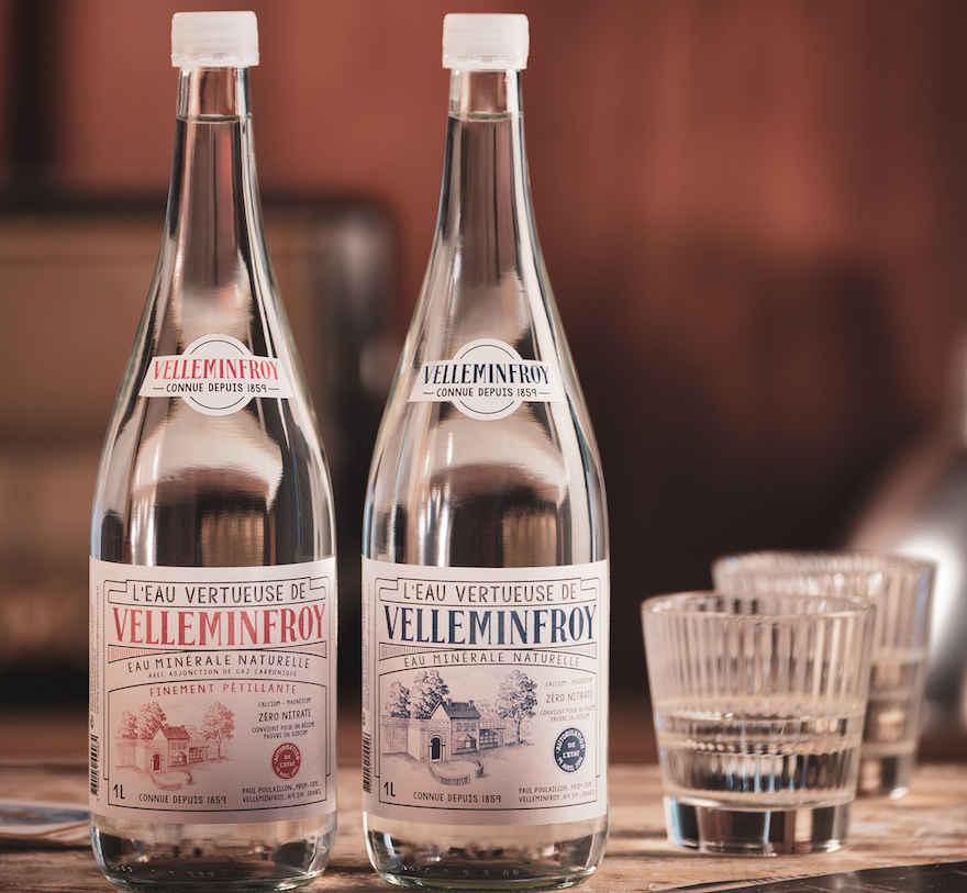 Traditionswasser ist zurück