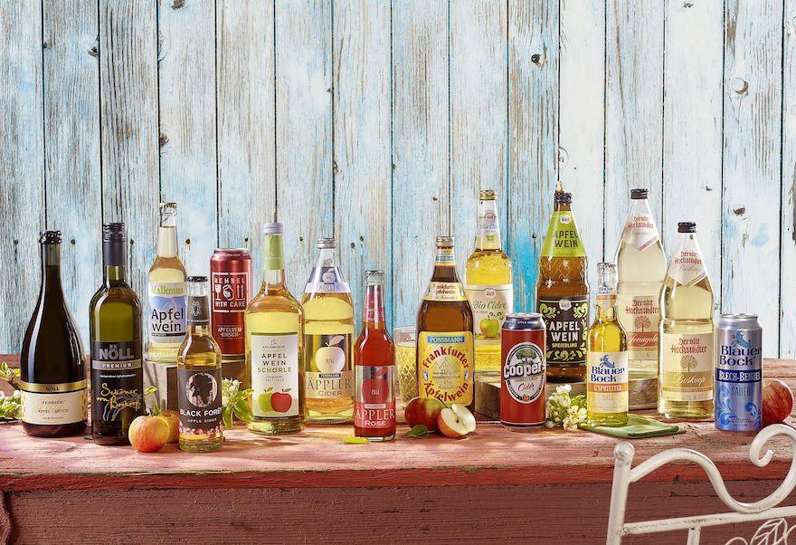 Gutes Jahr für Apfelwein & Co
