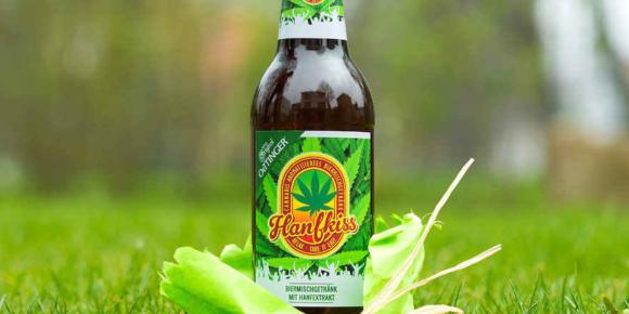 Innovativer Hanf-Bier-Mix