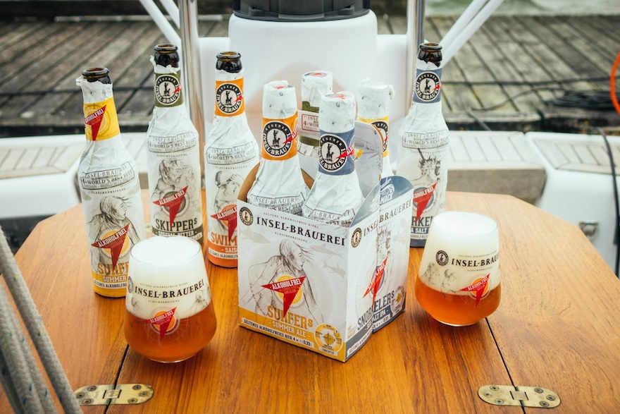 Vier Alkoholfreie vorgestellt