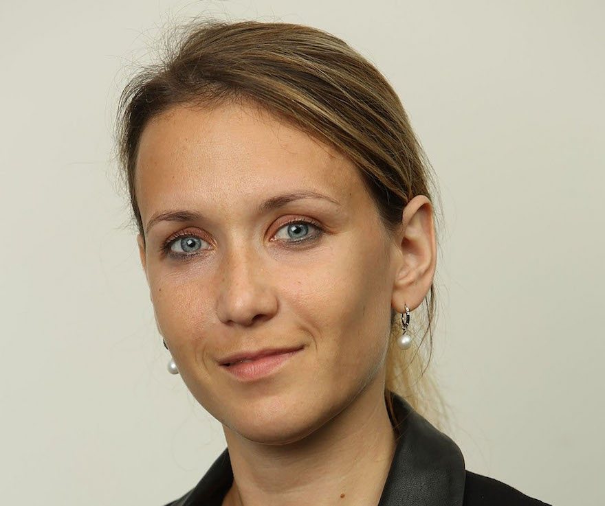 Zalesnaya wird Finance Director