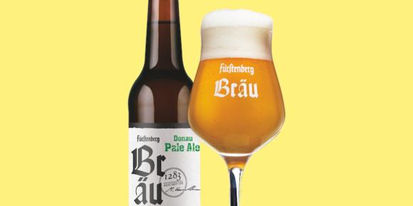 Donau Pale Ale präsentiert