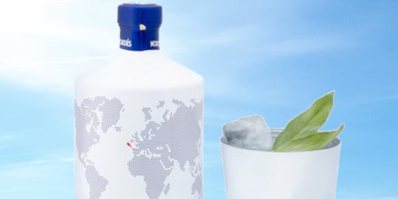 Gin vom Atlantik