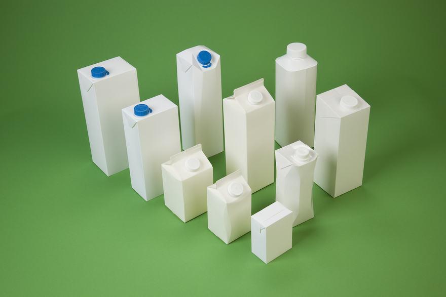 Karton so umweltfreundlich wie Glas-Mehrweg