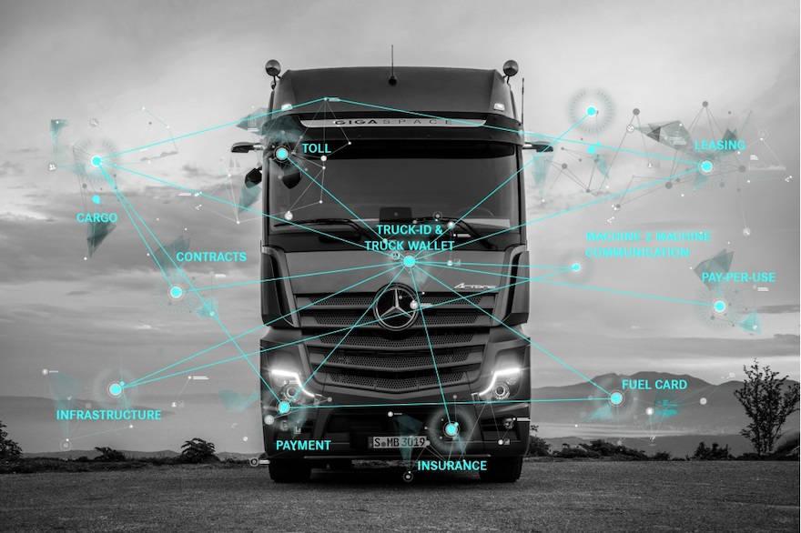 Daimler treibt Digitalisierung voran