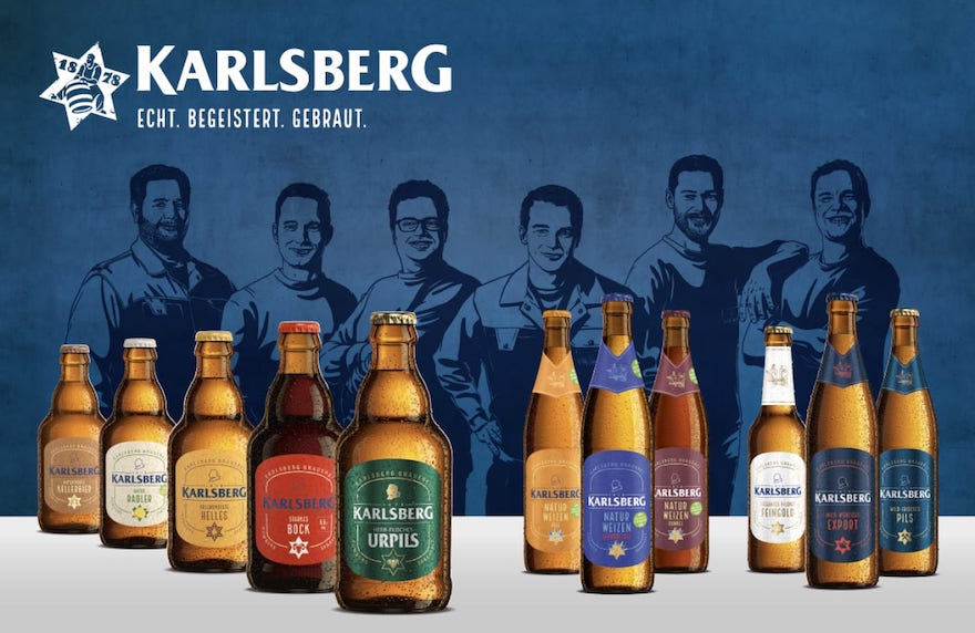 Karlsberg erhöht Ertragskraft