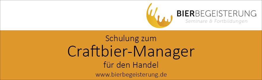 Werbeanzeige Craftbier-Manager