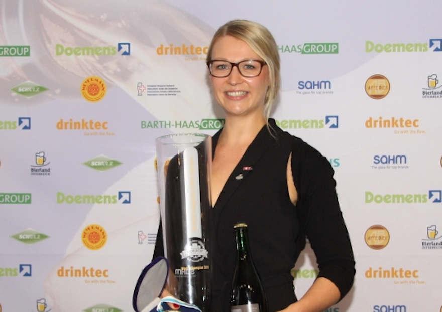 Elisa Raus gewinnt WM