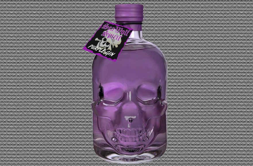 Gin in Lila
