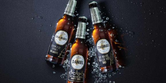 """""""Kaltes Bier statt warmer Worte"""""""