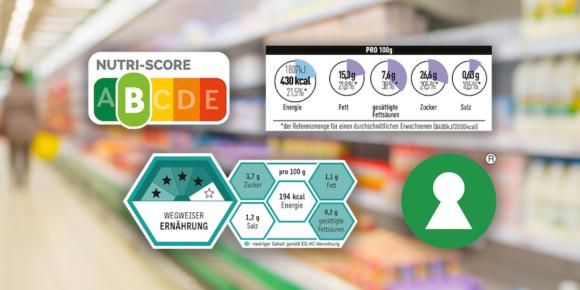 Nutri-Score zu stark vereinfacht